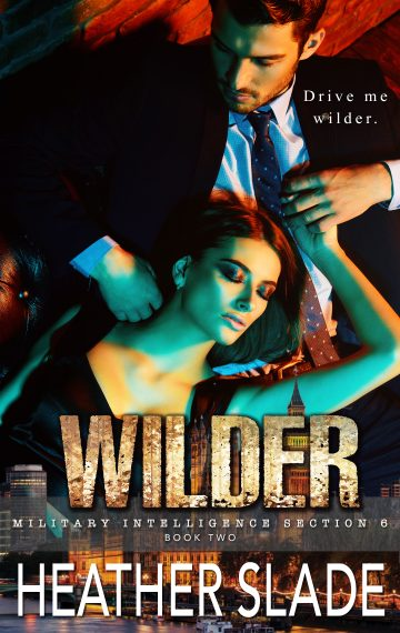 Wilder: Military Intelligence Section 6 – Book 2