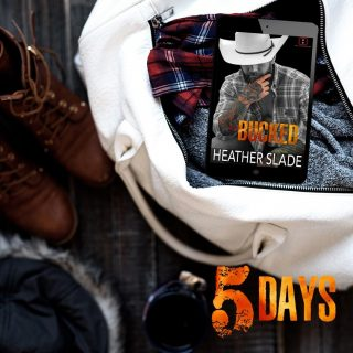 +🧡🌟❤️5 Days until Bucked🧡🌟❤️⠀ https://buff.ly/2I97kco⠀ The sixth book in the Invincibles series release January 14!⠀ ⠀ Pre-order for pre-release sale price of $3.99 (reg $4.99)⠀ _________________________________________________⠀ ⠀ He's a former CIA operative who juggles it all.⠀ She's a hard-core investigative reporter.⠀ Together, they're INVINCIBLE.⠀ ⠀ BUCK⠀ Heading called back to the ranch, after my dad dies, I know I have my work cut out for me. As a CIA operative, I can juggle it all. Always have. Always will. But when she needs my help, I can't possibly refuse. After all, she's the sexiest city slicker, this Buck has ever seen.⠀ ⠀ STELLA⠀ My heart and soul is in the city. The last place I ever saw myself was on a ranch, getting filthy, and smelling like a barn all day. But I need his help, and he needs mine—whether he realizes it or not. As for him, the most rugged and irresistible man I've ever known, I can make this sacrifice. After all, this city filly could use a BUCK of her own.⠀ ⠀ Cover image: FuriousFotog⠀ Cover model: Scott Benton⠀ ⠀ #heatherslade #preorder #theinvincibles #bucked #shameless #sexy #romanticsuspense #romance #suspense