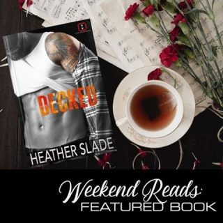 +++Weekend Reads ⠀ Featured Book: DECKED (CURRENTLY FREE!)⠀ https://buff.ly/2LOmS7f ⠀ __________________________________________⠀ ⠀ He's a hard-ass rancher with big secrets.⠀ She's a city-slicker with big dreams.⠀ Together, they're INVINCIBLE.⠀ ⠀ DECK⠀ As a covert freelance contractor for security and intelligence, I'm the best in the business. Cocky, smart, and controlled, and I get the job done. When tragedy hits, I hit harder.⠀ ⠀ MILA⠀ I left my cowboy boots behind, trading them for city-slicking stilettos, and never looked back. But my sister's death brought me home, and I'm hellbent on uncovering txhe truth. I refuse to let Decker Ashford get in my way, with his sexy southern drawl, the last thing I need is a distraction. He says he's here to protect me, keep me safe, but I'm not about to get DECKED. ⠀ ⠀ #heatherslade https://buff.ly/2LOmS7f ⠀ ⠀ #shameless #sexy #romanticsuspense #romance #mistletoe #k19securitysolutions⠀#freeread⠀⠀⠀ . ⠀⠀⠀⠀ #amreading #ku #kindleunlimited #free #romancenovel #bookstagram #romancebooks #love #contemporaryromance #authorsofinstagram #bookish #romantic #novel #lovergoals #romancereads #bookobsessed #bookboyfriend #bookoftheday #lovestory #romancesurprise #bookpassion