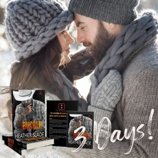 +🌟🔥3 Days until Bucked🔥🌟⠀ . ⠀ PRE-ORDER FOR PRE-RELEASE SALE PRICE of $3.99 (reg $4.99) ⠀ . ⠀ https://buff.ly/3nyO1Z1 ⠀ _________________________________________________⠀ ⠀ He's a former CIA operative who juggles it all.⠀ She's a hard-core investigative reporter.⠀ Together, they're INVINCIBLE.⠀ ⠀ BUCK⠀ Heading called back to the ranch, after my dad dies, I know I have my work cut out for me. As a CIA operative, I can juggle it all. Always have. Always will. But when she needs my help, I can't possibly refuse. After all, she's the sexiest city slicker, this Buck has ever seen.⠀ ⠀ STELLA⠀ My heart and soul is in the city. The last place I ever saw myself was on a ranch, getting filthy, and smelling like a barn all day. But I need his help, and he needs mine—whether he realizes it or not. As for him, the most rugged and irresistible man I've ever known, I can make this sacrifice. After all, this city filly could use a BUCK of her own.⠀ ⠀ Cover image: FuriousFotog⠀ Cover model: Scott Benton⠀ ⠀ #heatherslade #preorder #theinvincibles #bucked #shameless #sexy #romanticsuspense #romance #suspense